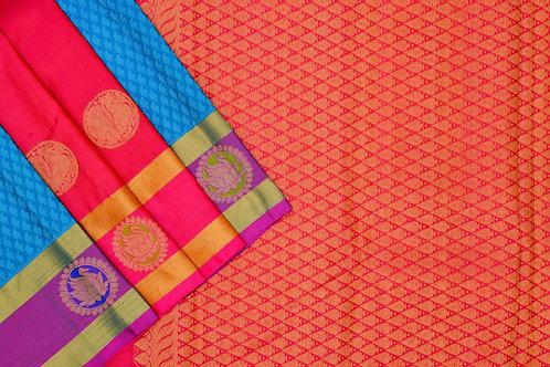 Kanjivaram silk saree SS1713