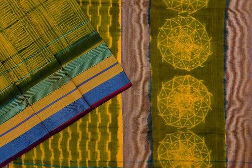 Mura Shibori Maheshwari saree PSMR170026