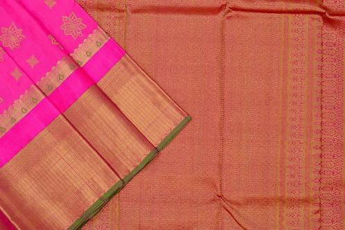 Kanjivaram silk saree SS1682