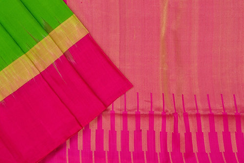 Amrith weaves creation soft silk saree PSAC090054