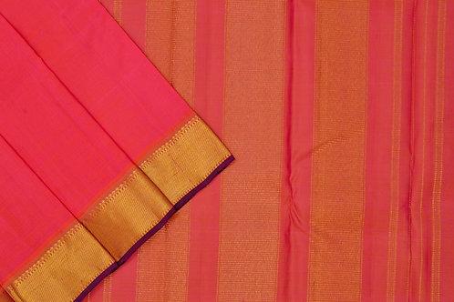 Kanjivaram silk saree SS1822