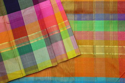 Tharakaram kanjivaram silk saree PSTK040005