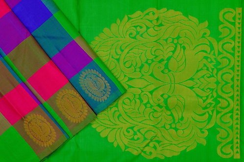 Amrith weaves creation soft silk saree PSAC090012