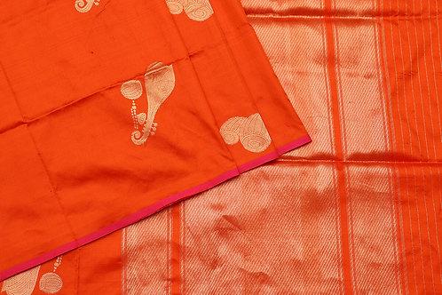 Tharakaram banaras silk saree PSTK040056