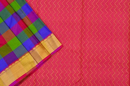 Amrith weaves creation soft silk saree PSAC090063