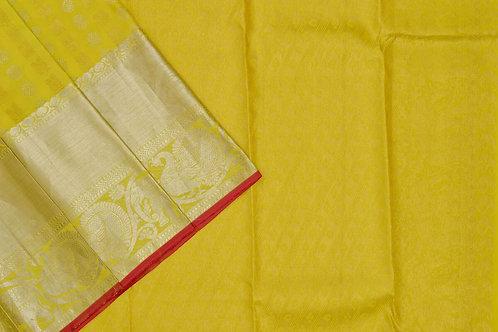 Sita mahalakshmi kanjivaram silk saree PSSM05SMLGAV190941