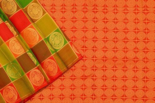 Amrith weaves creation soft silk saree PSAC090002