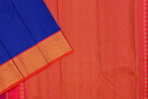 Kanjivaram silk saree SS2161
