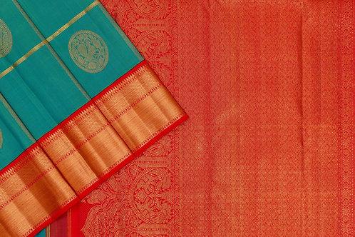 Kanjivaram silk saree SS1996