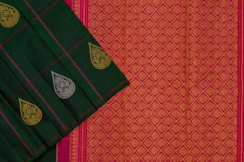 Kanjivaram silk saree SS1836
