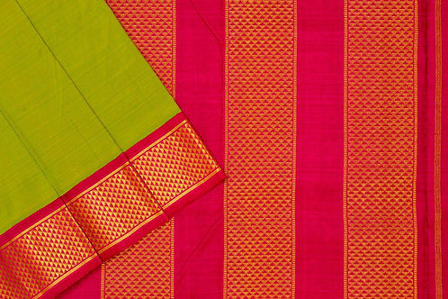 Shreenivas silks nine and a half yards silk saree PSSR011799
