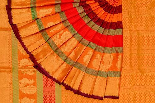 Soft silk saree SS1118