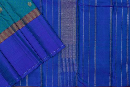 Sita mahalakshmi kanjivaram silk saree PSSM05SMLGAV201119
