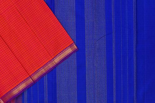 Kanjivaram silk saree SS1963