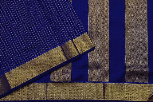 Tharakaram nine and a half yards silk saree PSTK040026