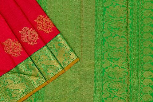 Kanjivaram silk saree SS1731