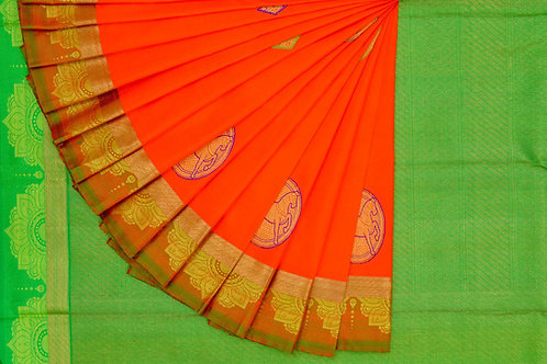 Shreenivas silks Kanjivaram silk saree PSSR011121