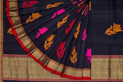 Organic silk saree SS1248