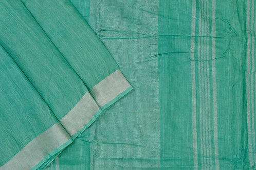 Coorv designs linen saree PSCO110084