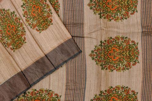Tussar silk saree SS2112