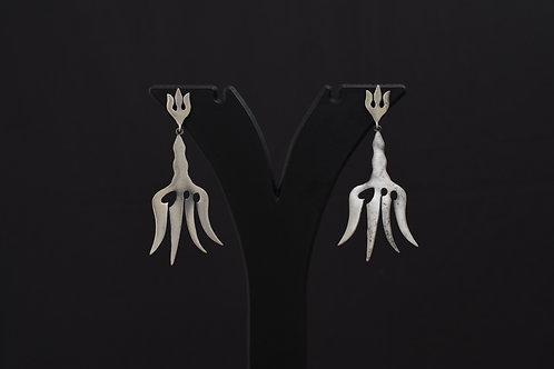 Alankrita Silver Earrings PSAL1006A