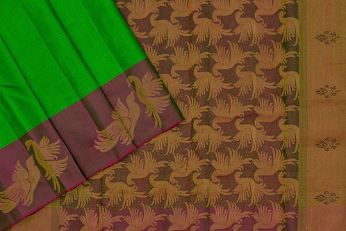 Amrith weaves creation soft silk saree PSAC090216