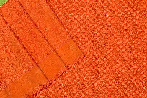 Sita mahalakshmi kanjivaram silk saree PSSM05LRAM2007A09