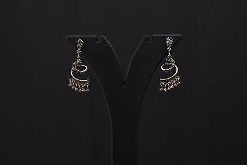Lasya Silver Earrings LA0027
