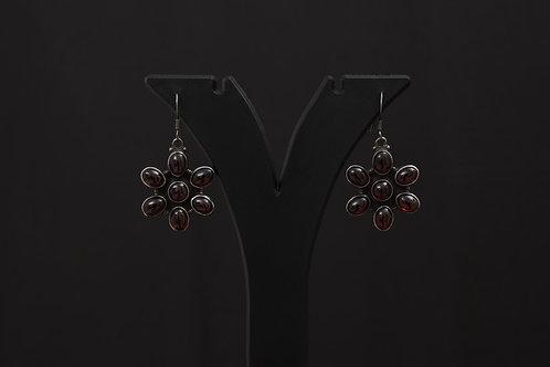 Lasya Silver Earrings PSLA180022