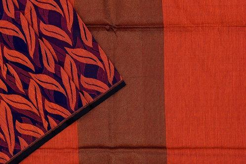 Roots Blended muslin silk saree PSRS190001