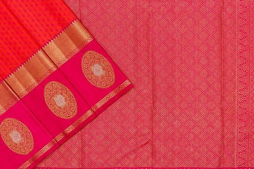 Kanjivaram silk saree SS2084