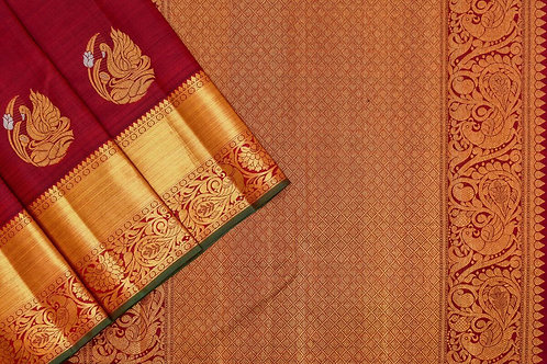 Shreenivas silks Kanjivaram silk saree PSSR012082