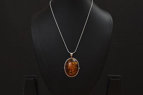 Lasya Pendant with chain PSLA180049