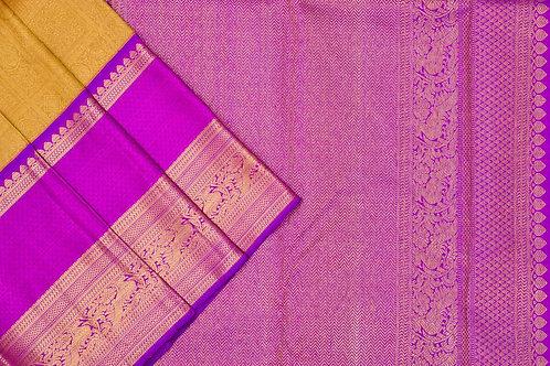 Sita mahalakshmi kanjivaram silk saree PSSM05LPRE200905