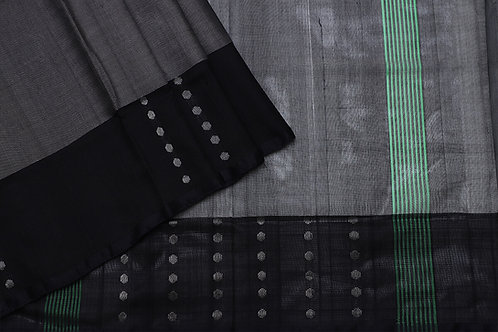 Tharakaram silk cotton saree PSTK040087