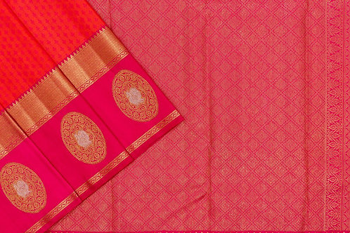 Shreenivas silks Kanjivaram silk saree PSSR012084