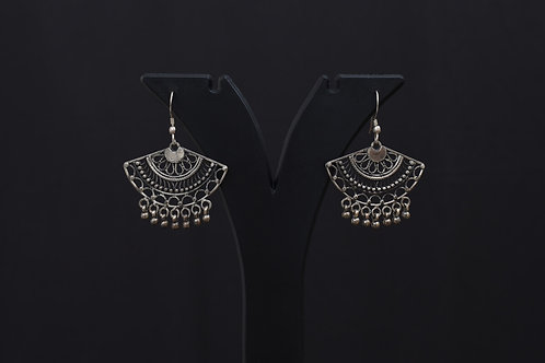 Lasya Silver Earrings PSLA180025