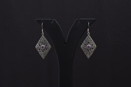 Lasya Silver Earrings LA0009