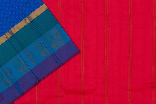 Blended silk saree SS2022