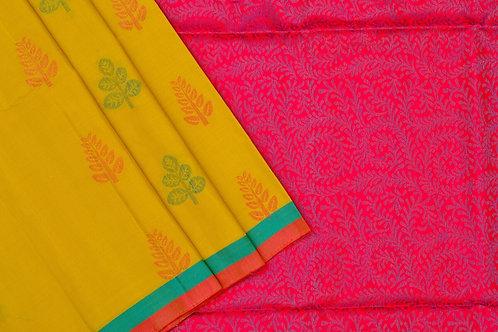 Kamal vasthralaya Soft silk saree PSKV070004