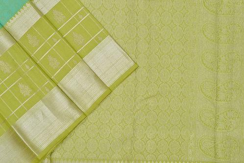 Sita mahalakshmi kanjivaram silk saree PSSM05LRJK2007A1