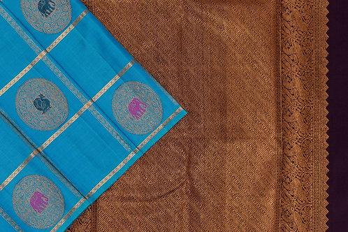 Kanjivaram silk saree SS1994