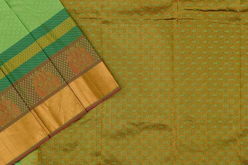 Blended silk saree SS2197