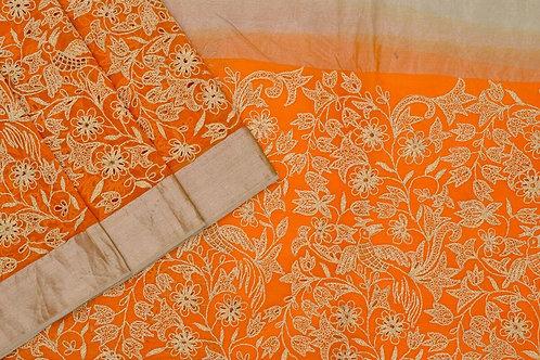 Amritha organza silk saree PSAM160012