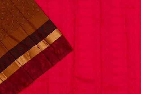 Blended silk saree SS2045