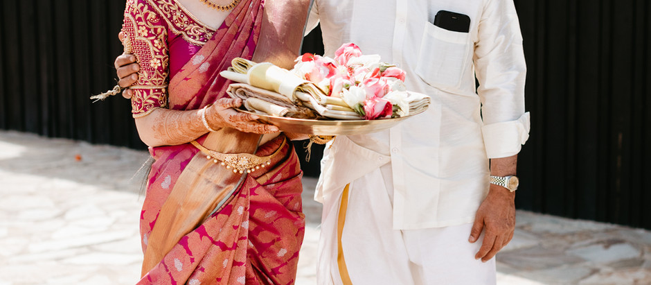Wedding stories : Lauren and Aadith