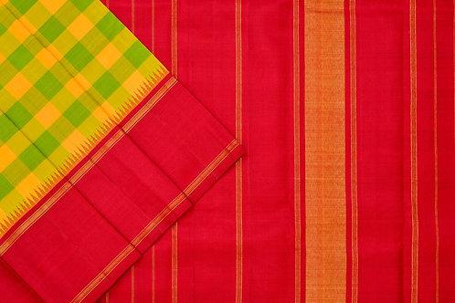 Kanjivaram silk saree SS1861
