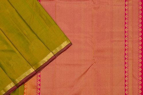 Amrith weaves creation soft silk saree PSAC090199