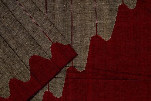 Pankaja cotton tussar saree PSPJ150025