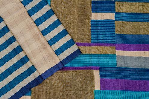 Weavers studio tussar silk saree PSWS140005